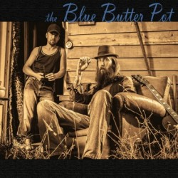 THE BLUE BUTTER POT - THE BLUE BUTTER POT