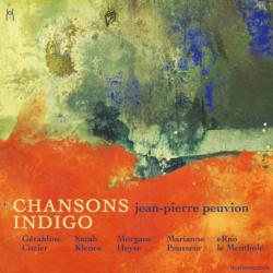 JEAN-PIERRE PEUVION - CHANSONS INDIGO