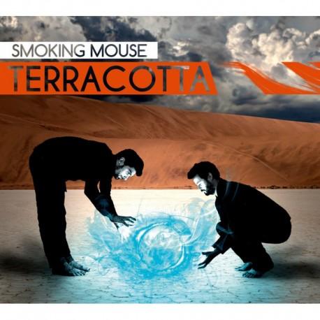 Smoking Mouse - Terracotta