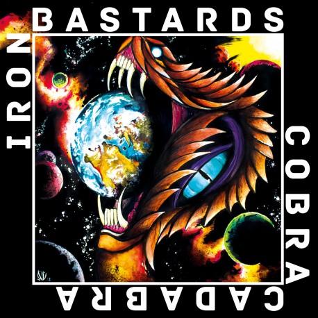 IRON BASTARDS - COBRA CADABRA