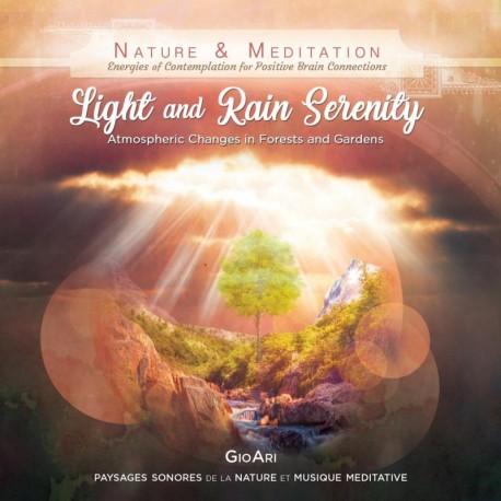 LIGHT & RAIN SERENITY - GIOARI