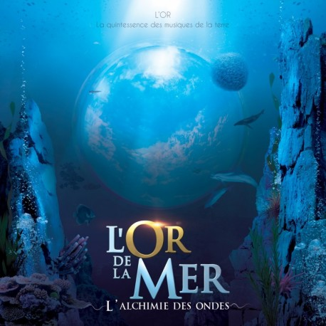 L'OR DE LA MER - VARIOUS ARTISTS