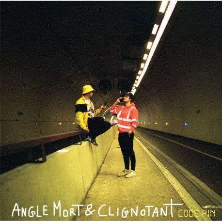 CODE PIN - ANGLE MORT / CLIGNOTANT
