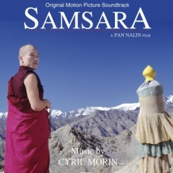 SAMSARA (ORIGINAL MOTION PICTURE SOUNDTRACK) - CYRIL MORIN