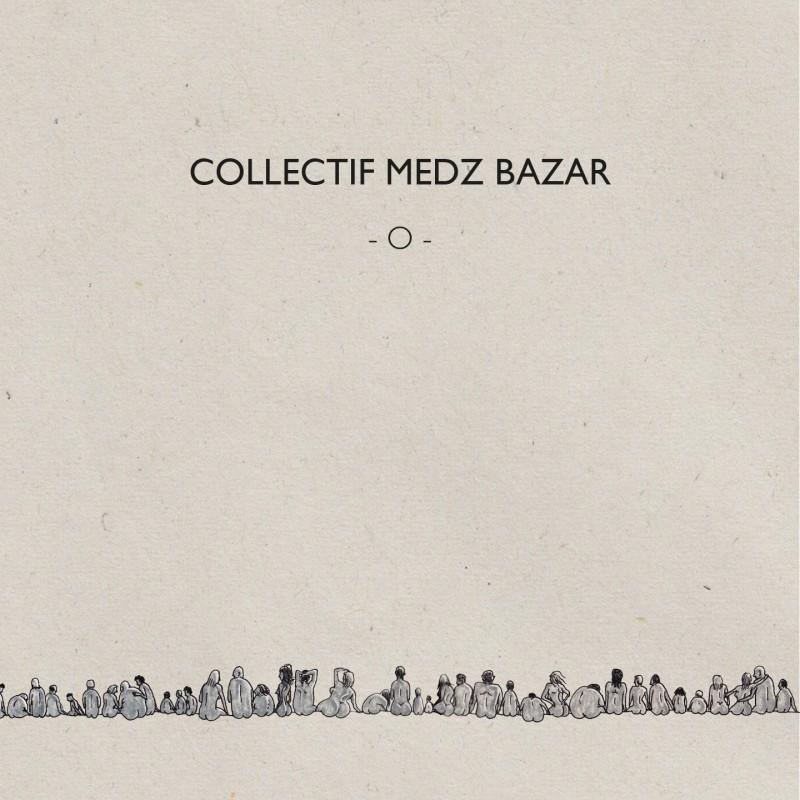 """Résultat de recherche d'images pour """"COLLECTIF MEDZ BAZAR 0 CD"""""""