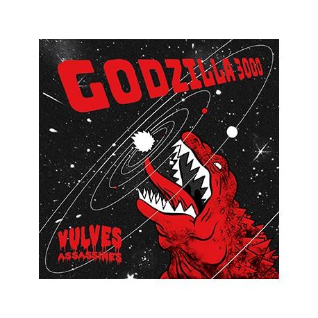 GODZILLA 3000 - Vulves Assassines