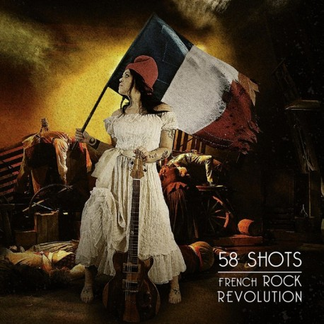 FRENCH ROCK REVOLUTION - 58 SHOTS