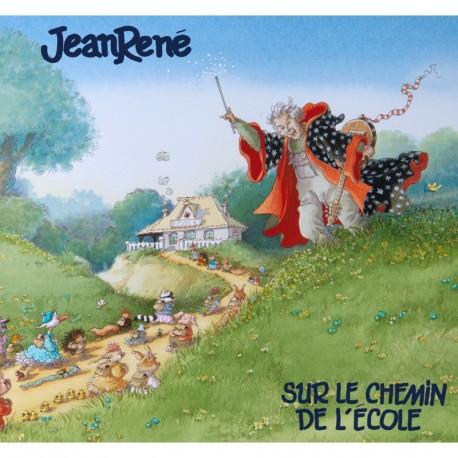 SUR LE CHEMIN DE L'ÉCOLE - JEAN RENE