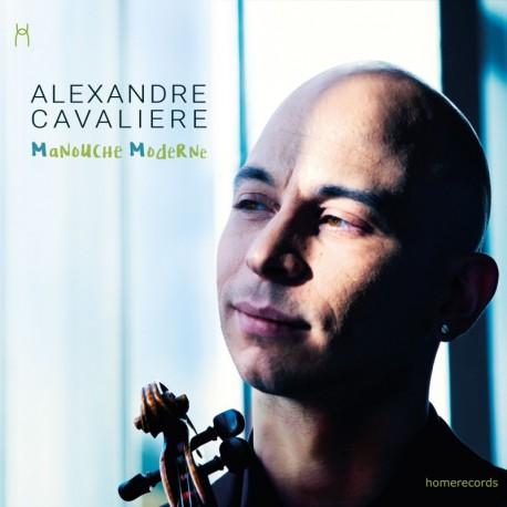 MANOUCHE MODERNE - ALEXANDRE CAVALIERE