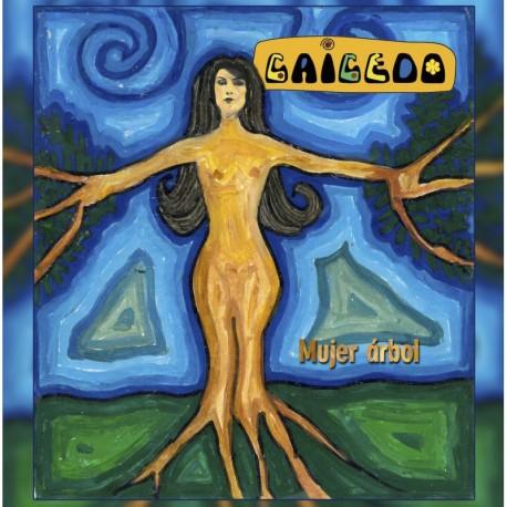 LIVRET MUJER ARBOL (FEMME ARBRE) - CAICEDO