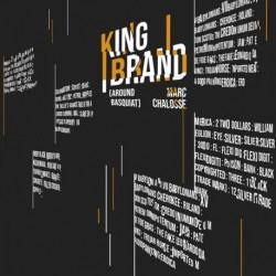 KING BRAND- AROUND BASQUIAT - MARC CHALOSSE