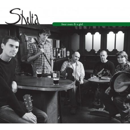 SHELTA - four men & a girl