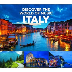 ITALY - DISCOVER THE WORLD OF MUSIC