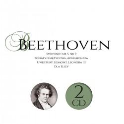 BEETHOVEN SYMPHONIE NO5,NO9 - LUDWIG VAN BEETHOVEN