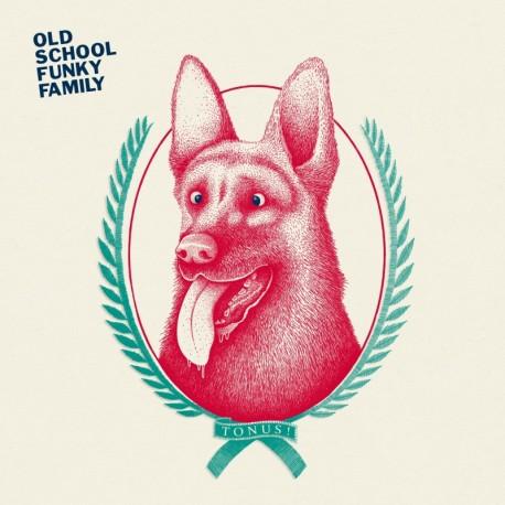 TONUS - OLD SCHOOL FUNKY FAMILY