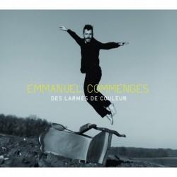 DES LARMES DE COULEUR - EMMANUEL COMMENGES