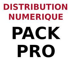 Distribution numérique PACK