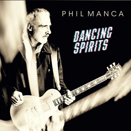 DANCING SPIRITS - PHIL MANCA