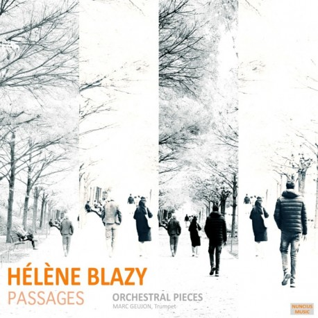 PASSAGES ORCHESTRAL PIECES - HELENE BLAZY