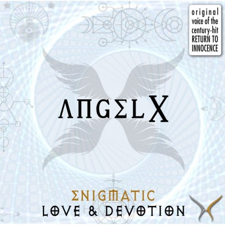 ENIGMATIC LOVE & DEVOTION - ANGEL X