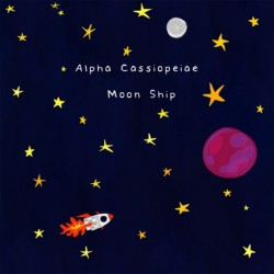 MOON SHIP - ALPHA CASSIOPEIAE