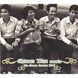 GROOVE SESSIONS VOL.2 - CHINESE MAN