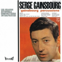 GAINSBOURG PERCUSSIONS - SERGE GAINSBOURG