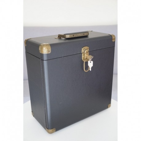 Flight Case 33T en cuir