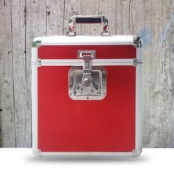 Flight Case 25 LP – Rouge