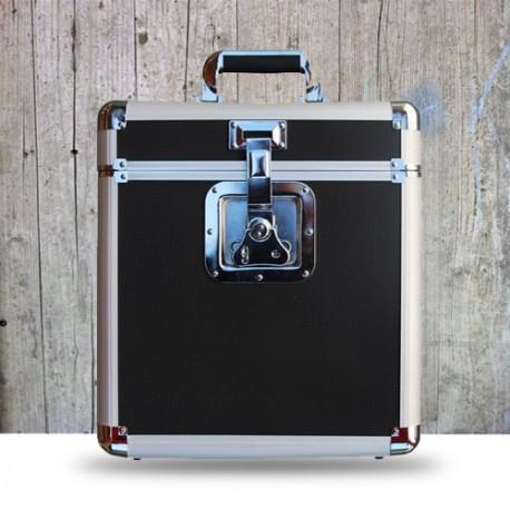 Flight Case 25 LP - Noir