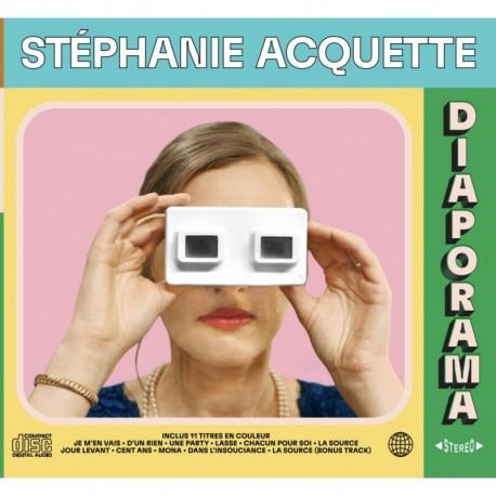 DIAPORAMA - STEPHANIE ACQUETTE