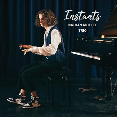 INSTANTS - NATHAN MOLLET TRIO