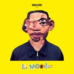 LE MONSTRE - NICOLAS SEGUY