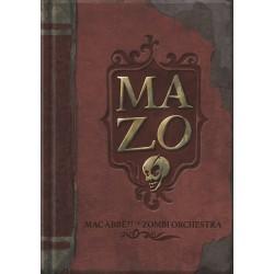 Mac Abbé et le Zombi Orchestra - MAZO (Livre cd)