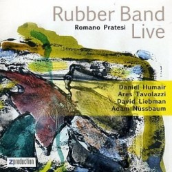 Rubber Band Live