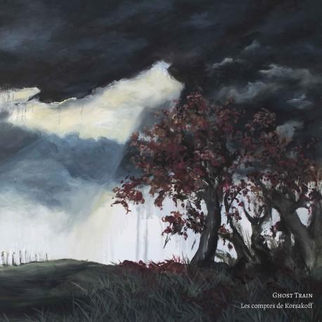 LES COMPTES DE KORSAKOFF - Ghost Train (Livre CD)
