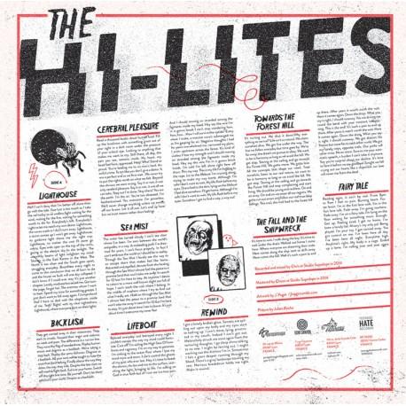 THE HI-LITES - s/t