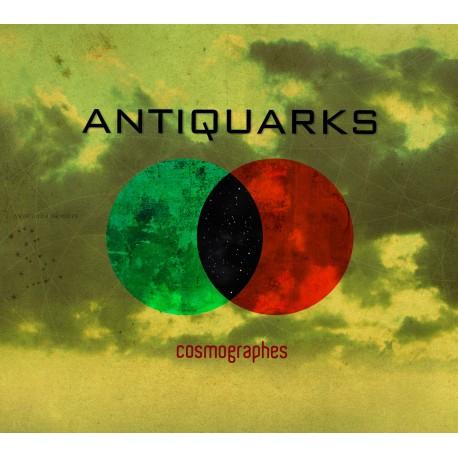 ANTIQUARKS - Cosmographes (CD)