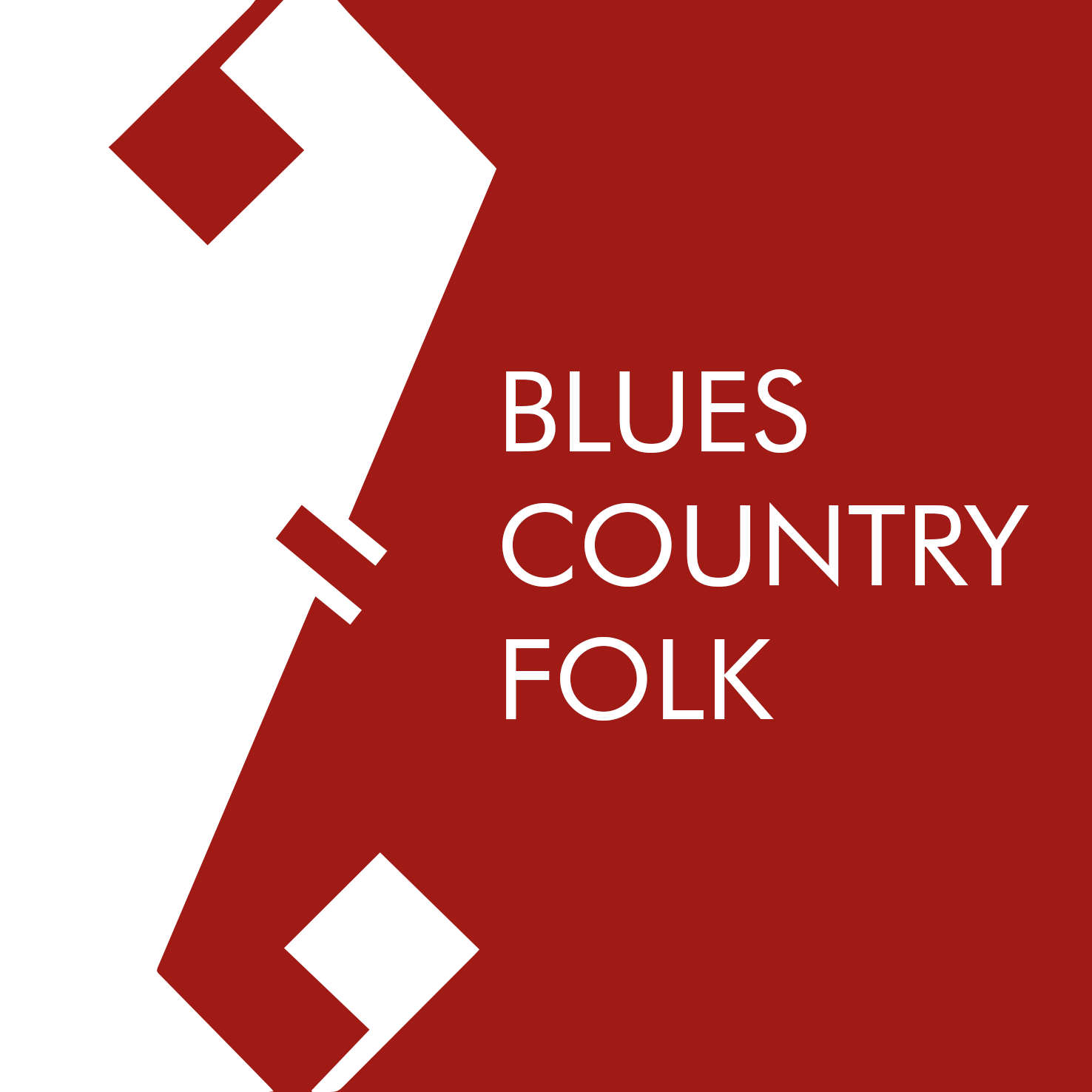 BLUES - COUNTRY - FOLK
