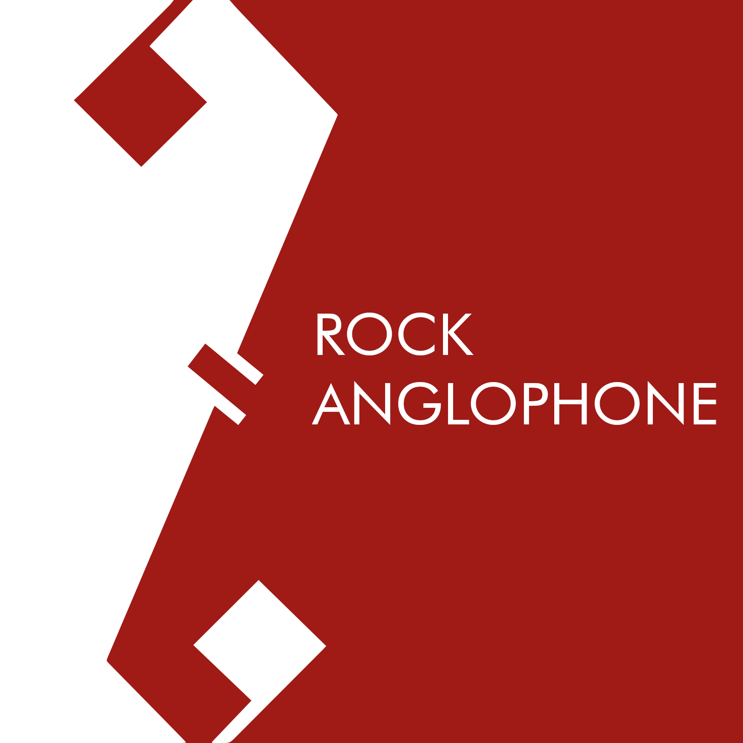 ROCK ANGLOPHONE