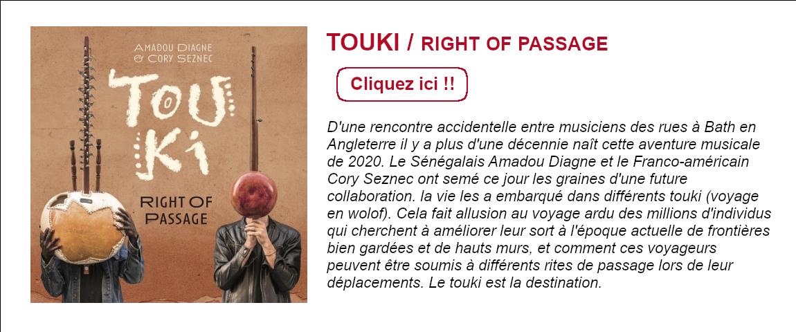 TOUKI-RIGHT-OF-PASSAGE